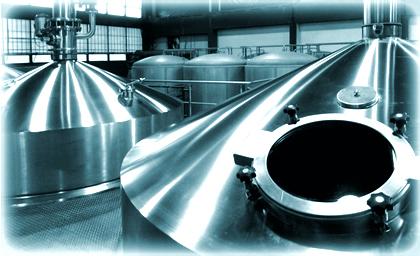 Оборудование для производства алкоголя